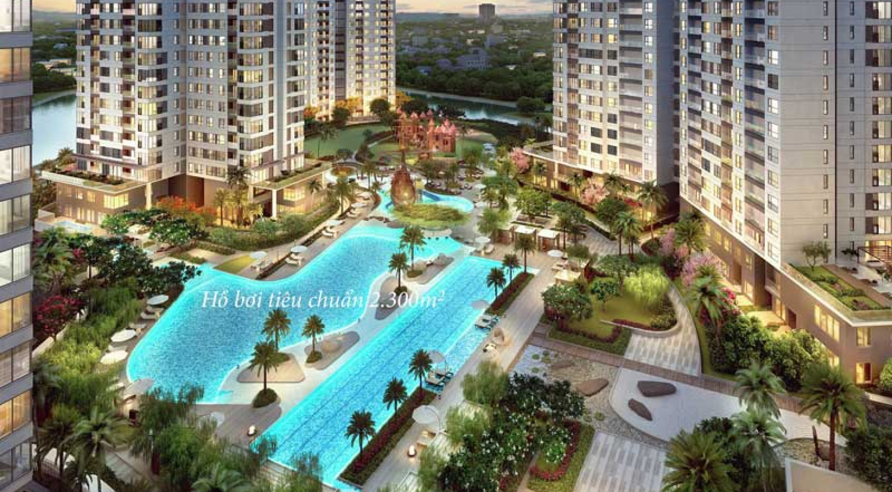 Diamond Island Apartment For Sale In District 2 Ho Chi