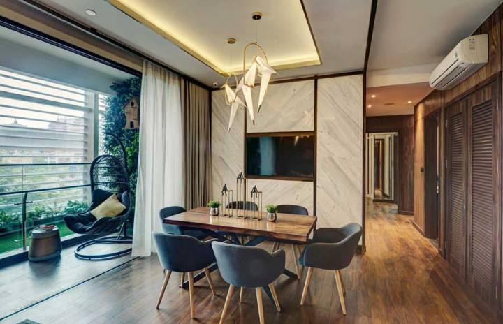 d'edge Thao Dien apartment