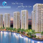 Sell Gem Riverside project district 2 with green apartment