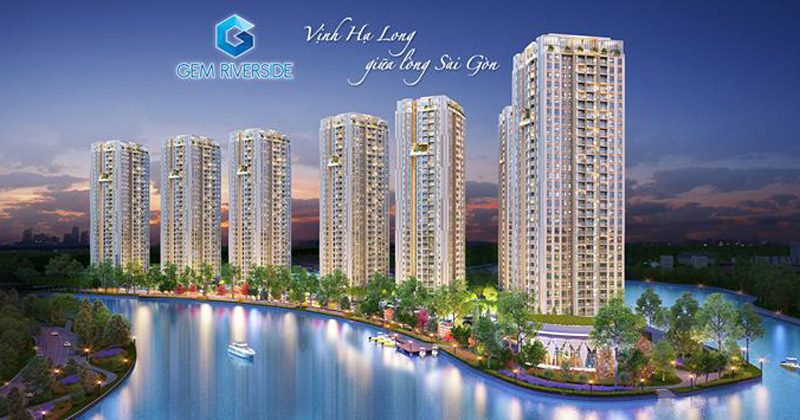 Gem Riverside Apartment For Sale In District 2 Ho Chi