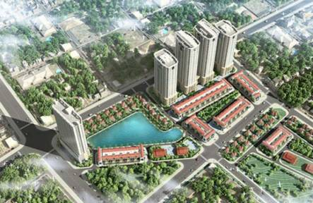 FLC GARDEN CITY URBAN AREA APARTMENT