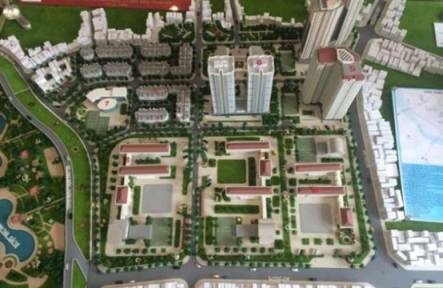 THACH BAN RESIDENTIAL AREA APARTMENT