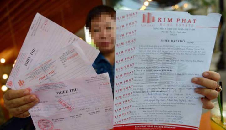 Kim Phat Company will pay Kim Phat Company 12%