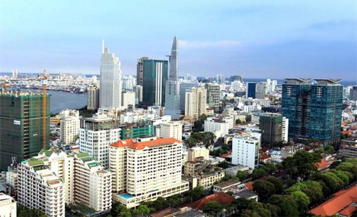 The real estate market in Ho Chi Minh City 2/2017