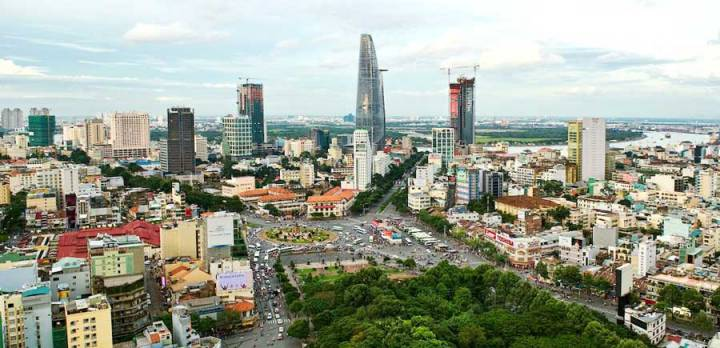 Ho Chi Minh City real estate market 2017