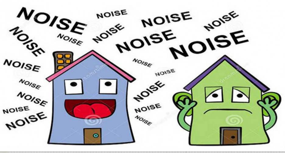 What Must You Do When Neighbors Are Too Noisy