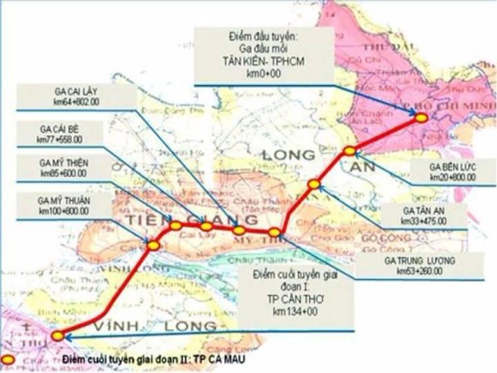 Simulate railroad crossing map