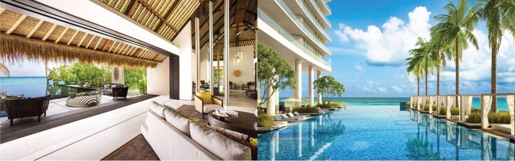 Vinpearl Nha Trang beach villas