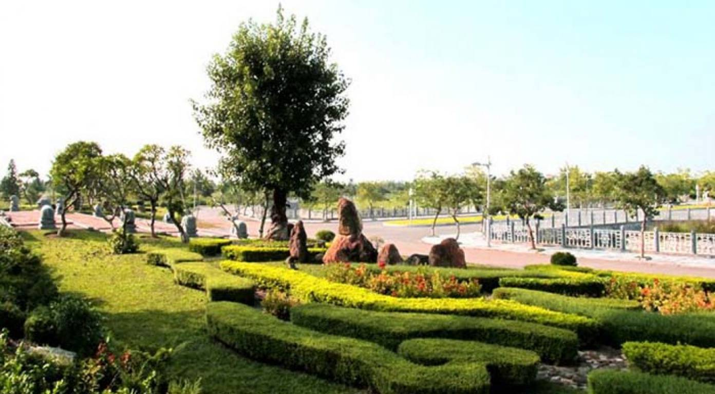 The phoenix garden project in ha noi capital with land area 45 hectares for Garden of the phoenix