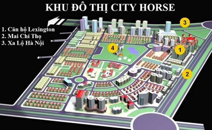 City Horse