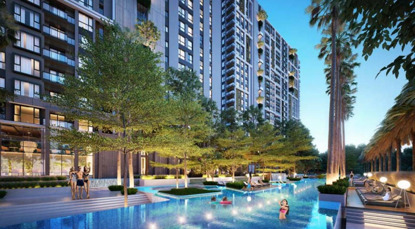 Coco Bay Tower Condotels For Rent In Da Nang With Land