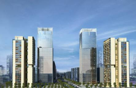GREEN LIFE TOWER PROJECT