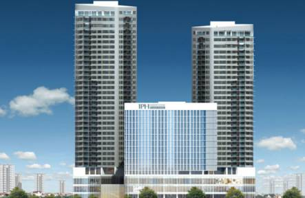 INDOCHINA PLAZA PROJECT