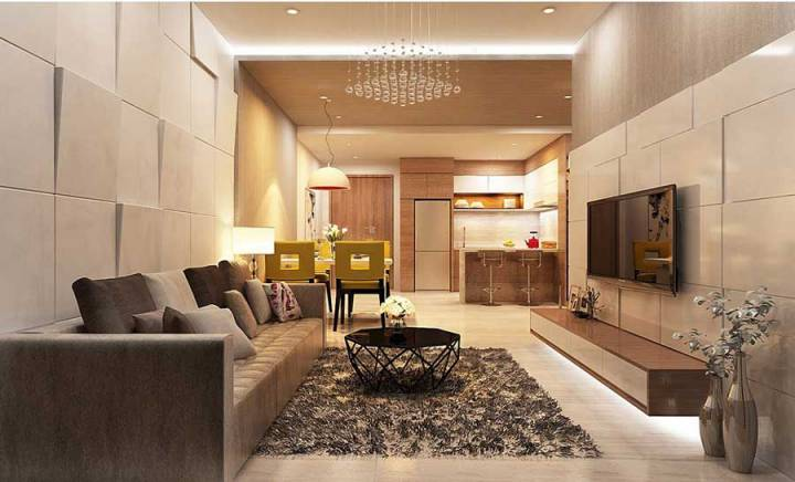 Luxury design style at kenton node apartment