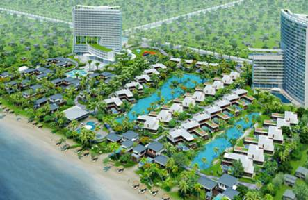 THE SONG DA NANG BEACH VILLAS PROJECT