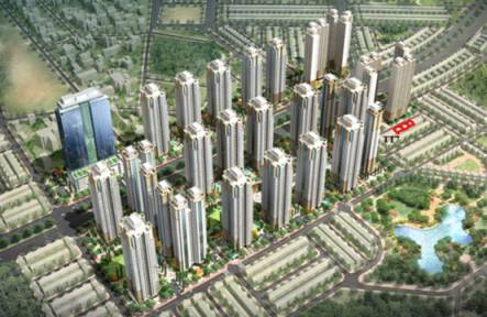 VAN PHU NEW URBAN AREA PROJECT