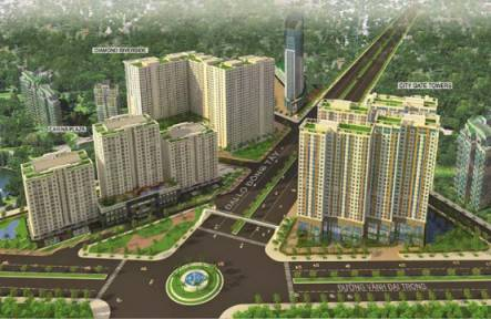 CITY GATE TOWERS PROJECT