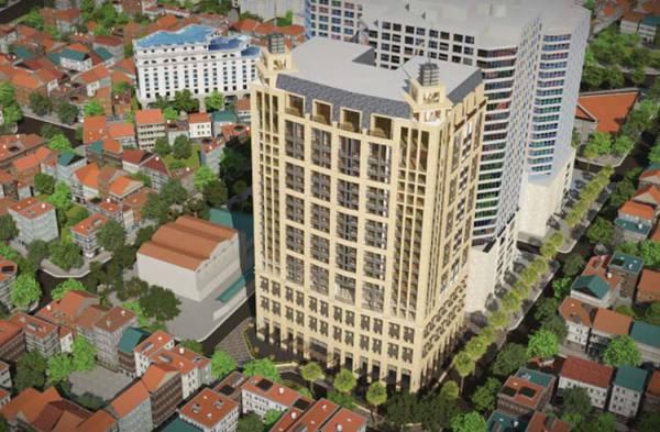 Hoang Thanh Tower