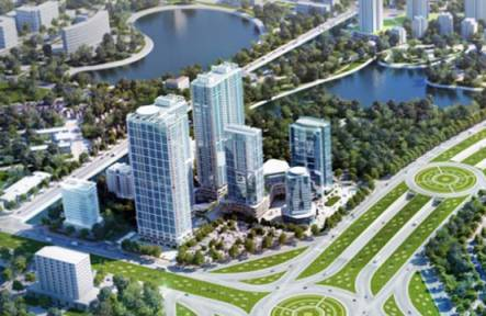 IMG THANG LONG TOWER 2 PROJECT