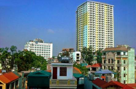 KINH DO TOWER APARTMENT