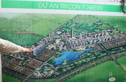 TRICON TOWER APARTMENT
