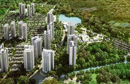 PARK CITY HA NOI URBAN AREA APARTMENT