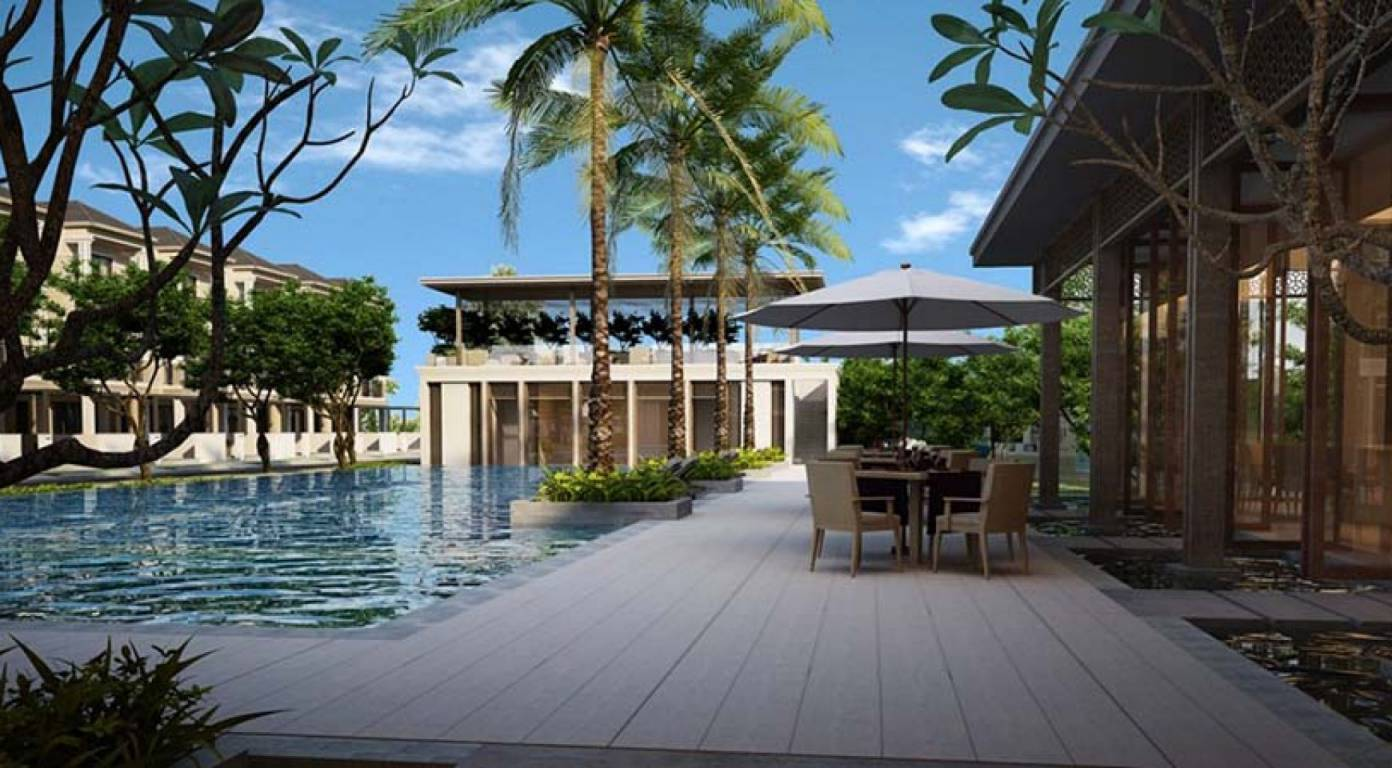 Nine South Estate For Sale In Nha Be District Ho Chi Minh
