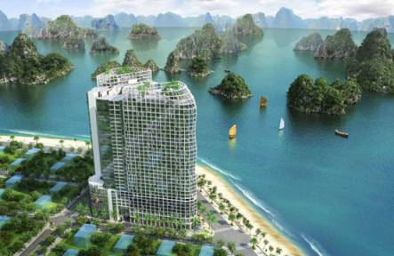 THE BAYVIEW TOWERS HA LONG PROJECT