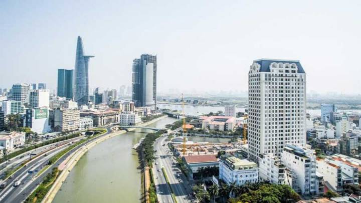 the real estate market in Vietnam