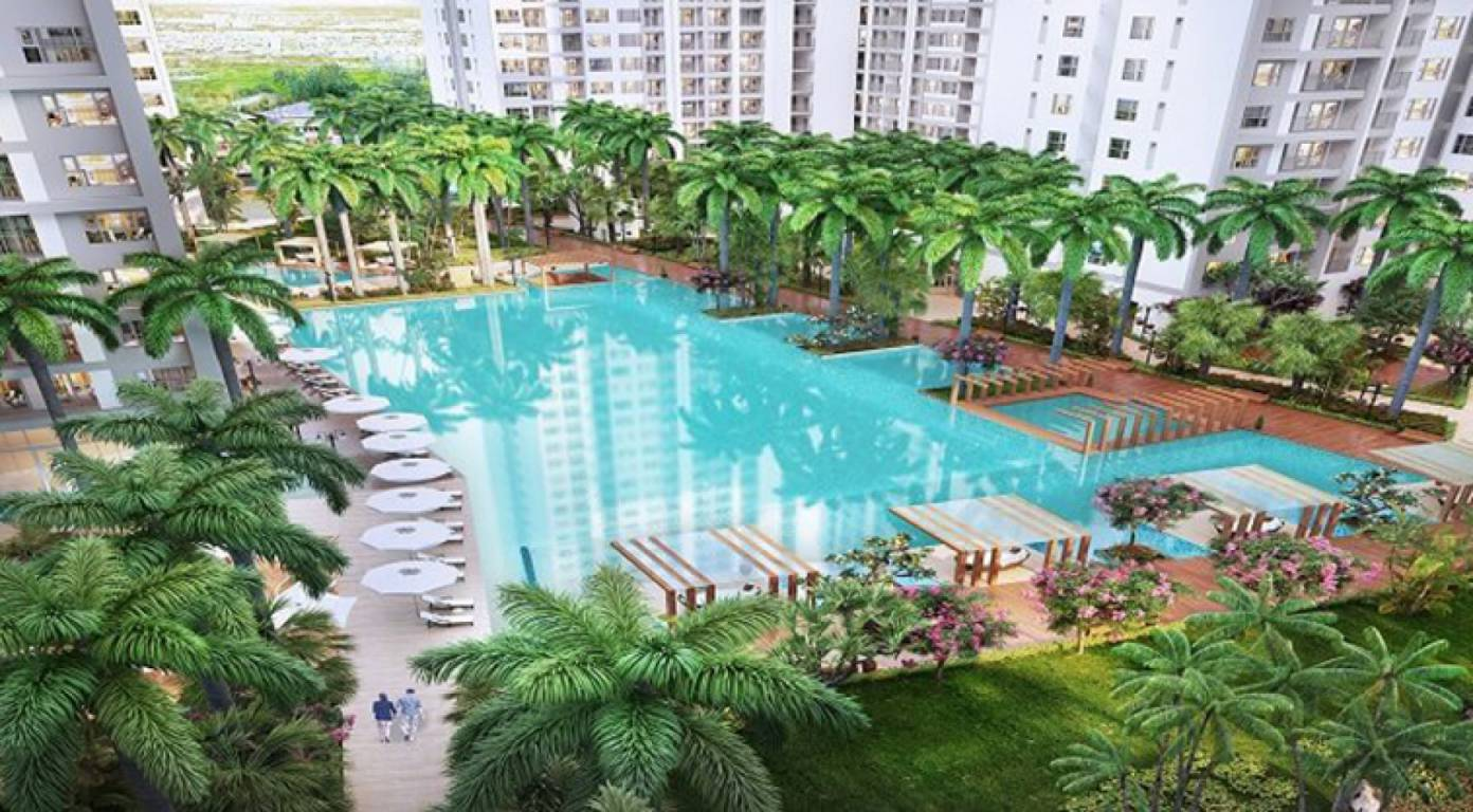 Sunrise Riverside Apartment for Sale in Nha Be District, HCMC