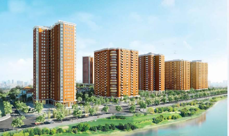 Trung Van apartment project
