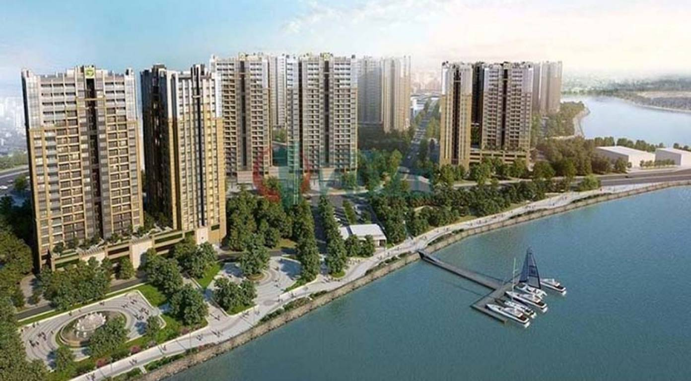 Water Bay Project Novaland In District 2 Ho Chi Minh City