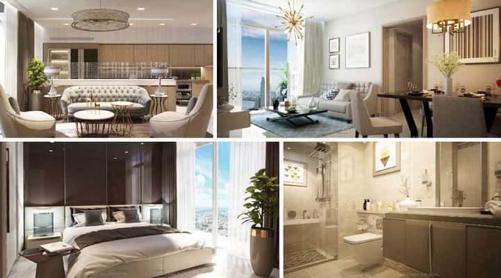 Aqua 4 apartment
