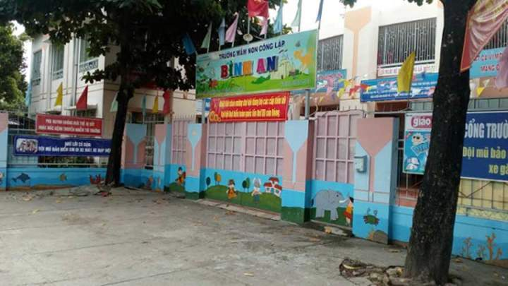 Kindergarten in District 2