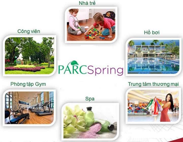 ParcSpring apartment