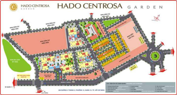 Ha Do Centrosa project