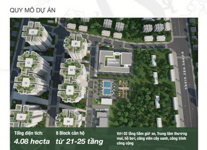 Him Lam Cholon Apartment