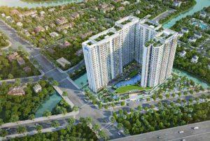 Jamila Khang Die apartment