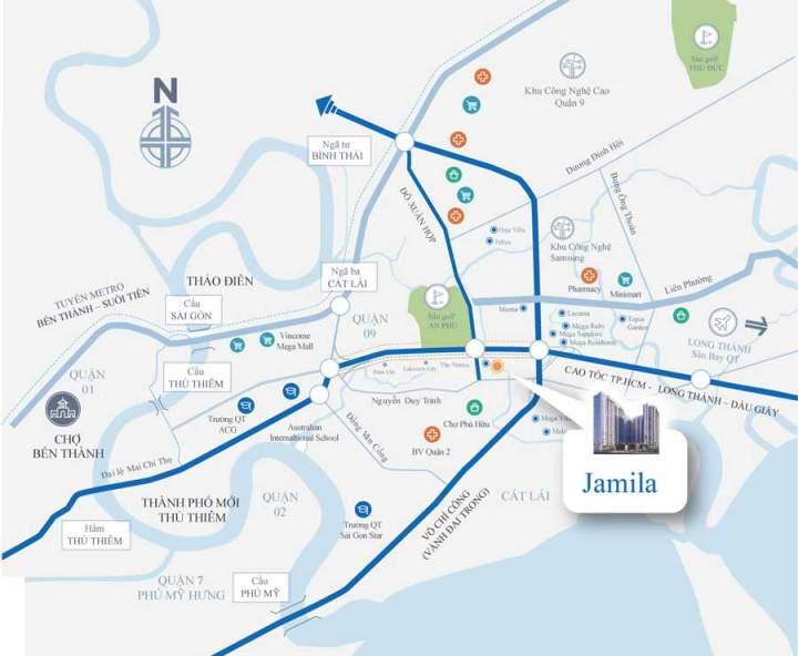 Jamila Apartment