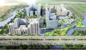 Binh Khanh New City apartment