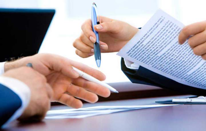 Papers when buying and selling houses
