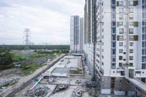 The Park Residence project progress