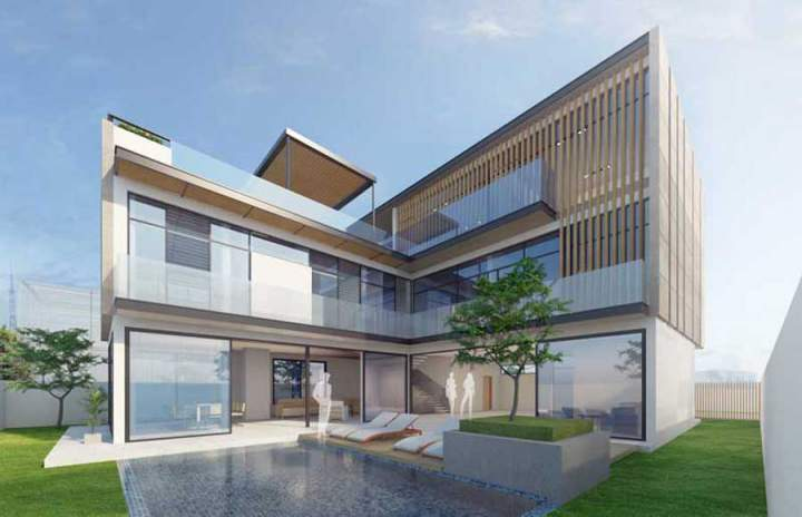 Lancaster An Phu Villa Project
