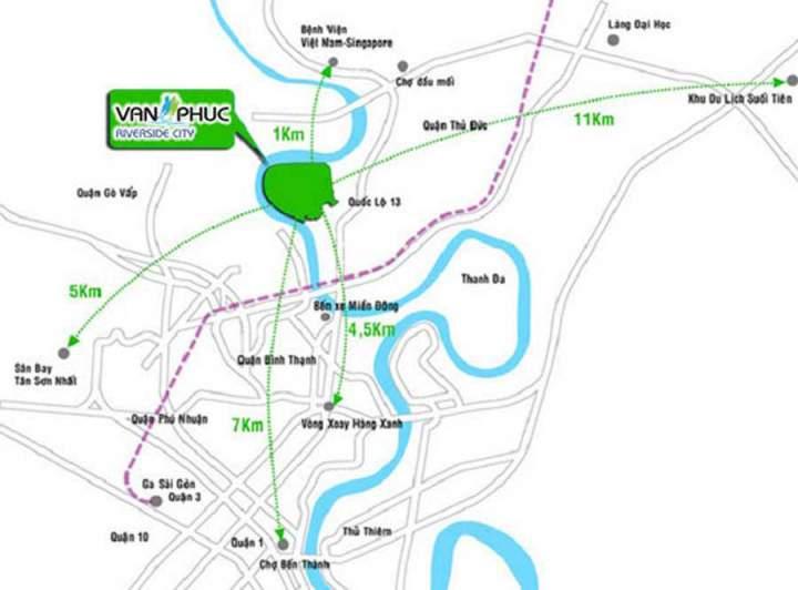 Van Phu Riverside