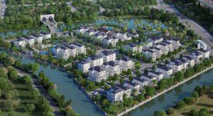 Venica Villa Khang Dien project