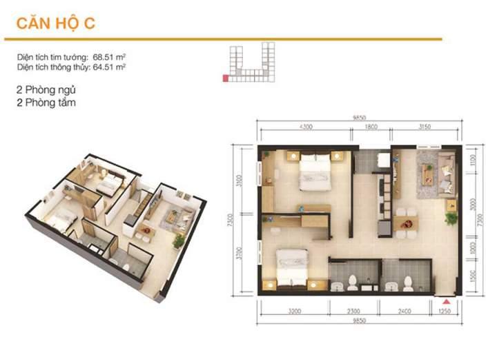 Sky 9 Apartment