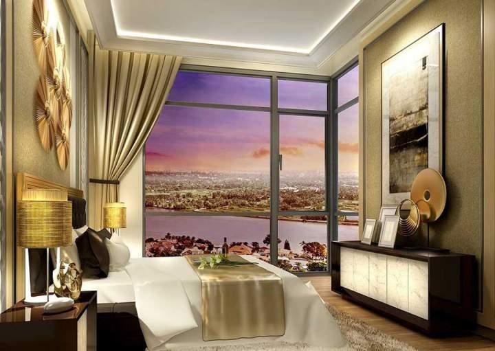 Empire City apartment