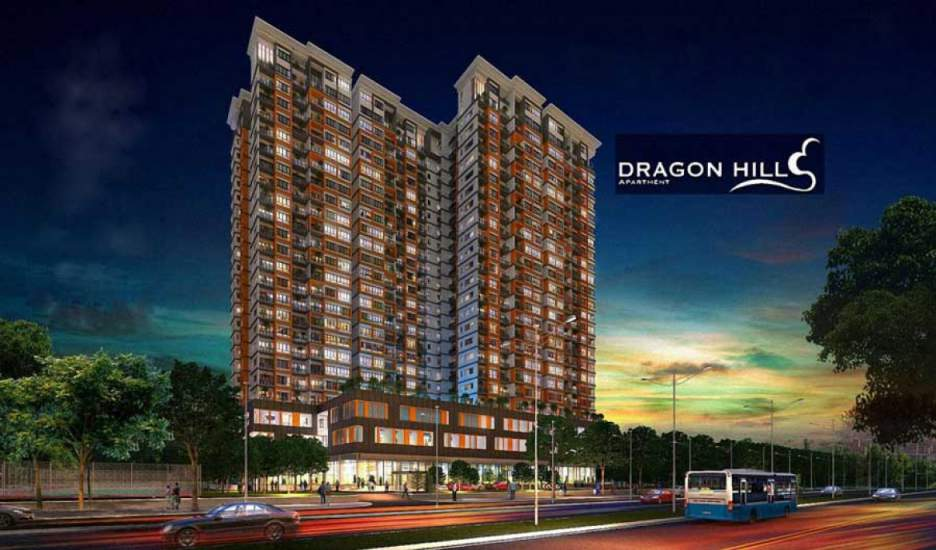 Dragon Hill apartment