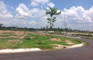 Coastal land base Ho Chi Minh City