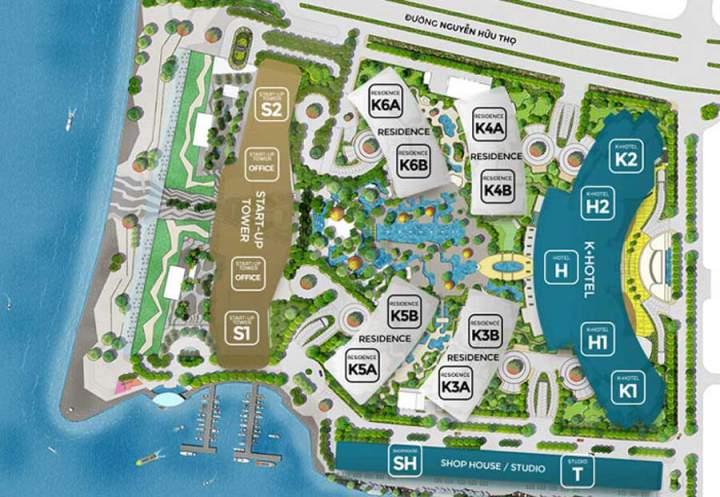 Kenton Node Hotel Complex Project